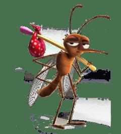 diga adeus aos mosquitos